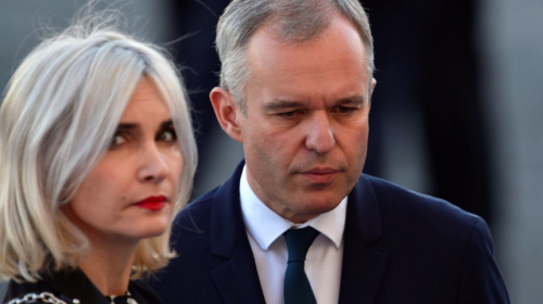 Top French minister resigns over alleged lavish lifestyle
