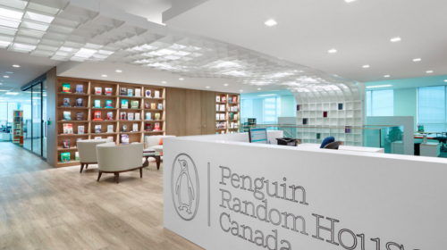Penguin Random House calls on Ontario premier to designate bookstores as essential