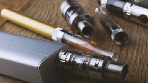 First lady calls for end of e-cigarette marketing to youth