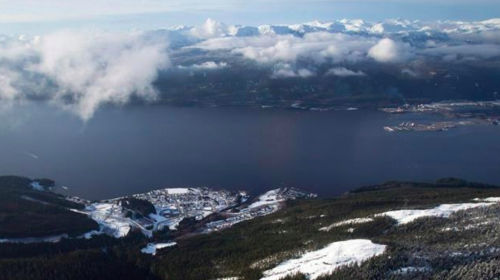 Chevron looking to sell its 50 per cent stake in its Kitimat LNG project