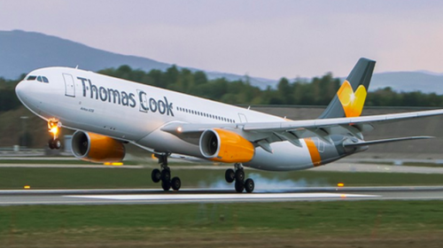 Tour company Thomas Cook ceases trading, bookings cancelled