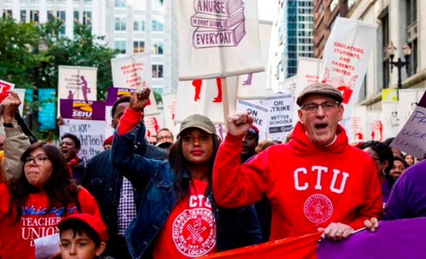 Classes cancelled as threat of Chicago teacher strike looms