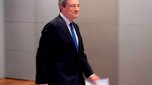 Outgoing ECB chief defends legacy against stimulus skeptics