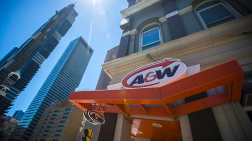 A&W reports sales growth, but net income falls short of expectations