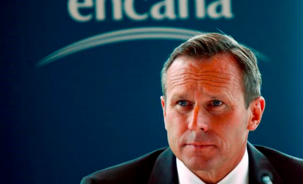Encana CEO defends plan to move HQ to Denver after investor criticism