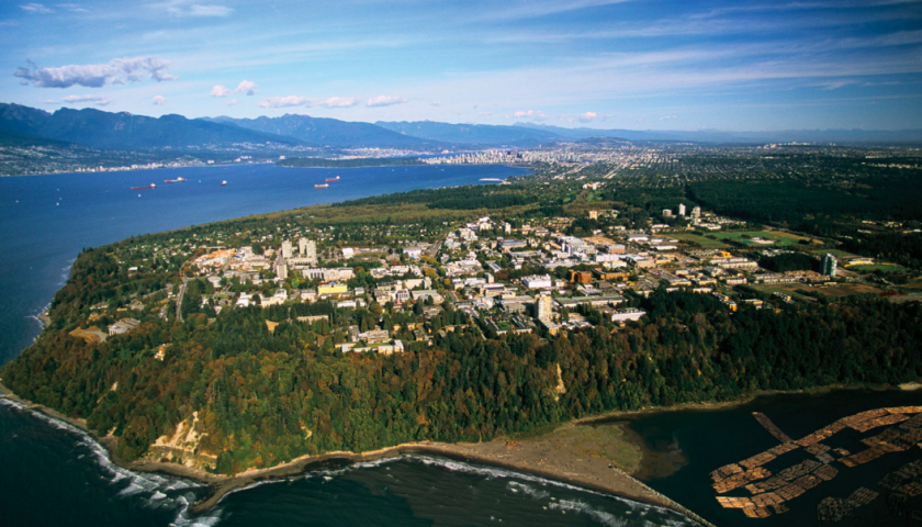 5G-powered smart campus unveiled at UBC; applied sciences research part of plan