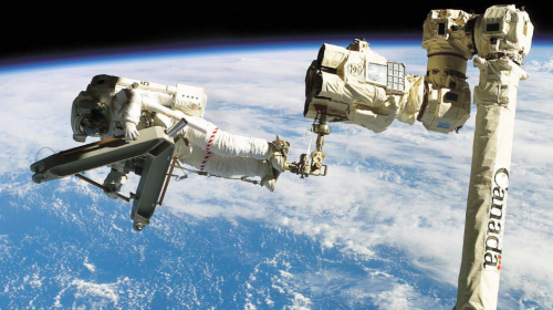 MDA signs $190-million robotics contract for International Space Station