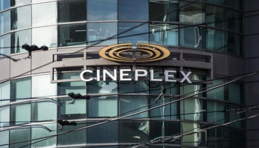 Cineplex urges Ontario to make changes to theatre occupancy limits