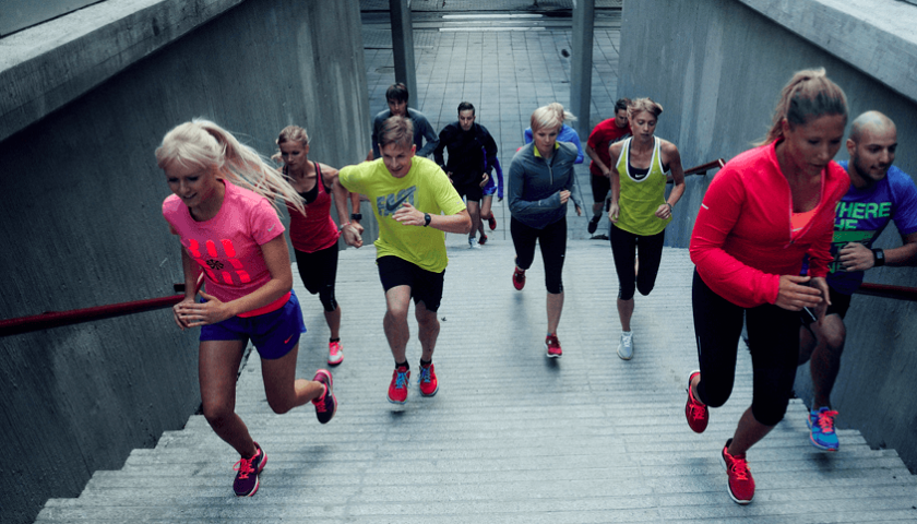 How to use running clubs, apps and discount gyms to get fit on the cheap