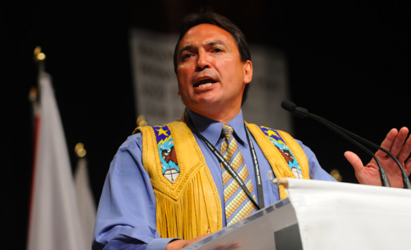 AFN national chief calls for calm on Wet'suwet'en crisis, rail blockades