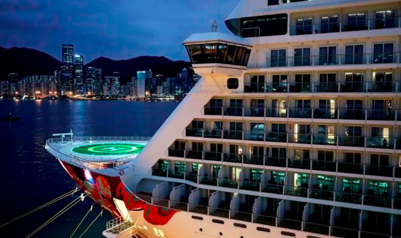 Cruise industry throws in the towel on 2020, looks to 2021