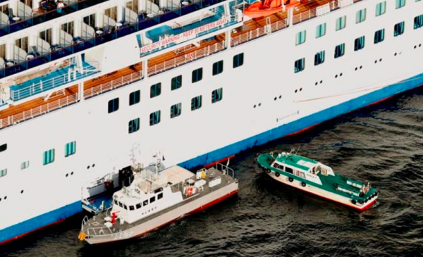Japan says 2 former cruise ship passengers died from virus
