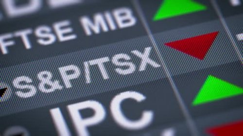 S&P/TSX composite surges higher in early trading, U.S. stock markets climb