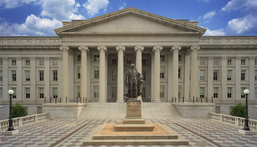 Treausry announces increases in Treasury securities auctions