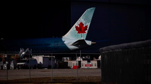 Air Canada looks to grow cargo business, pilots ratify contract changes