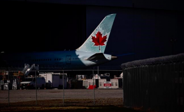 Airline unions call on Trudeau for $7 billion in loans for ailing industry
