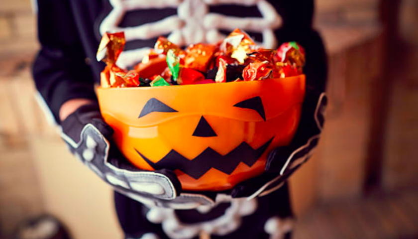 Americans load up on candy, trick or treat – or not