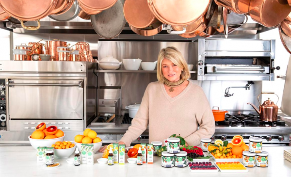 Anavii Market Offers Brand New Line of Martha Stewart CBD Products