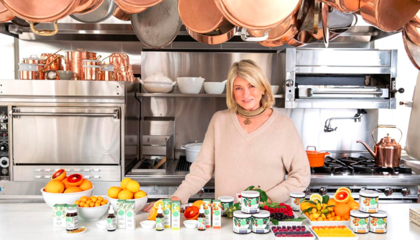 Anavii Market Offers Brand New Line of Martha Stewart CBD Products