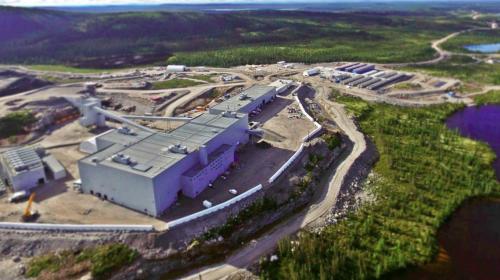 Osisko Gold reports Stornoway's Renard diamond mine to restart this month