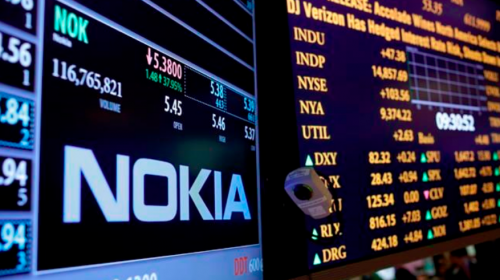 Nokia profit up, new CEO pledges to boost 5G investments