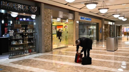 'Ghost town' in the PATH as retailers in downtown indoor networks wait out COVID-19