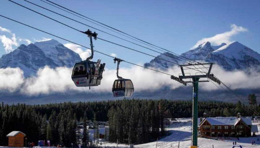 Snow, cold and COVID-19 precautions usher in early ski season in Western Canada