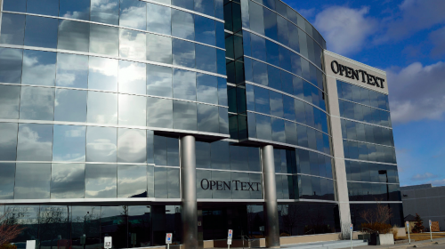 Software company OpenText sees $103.4M spike in net income in Q1