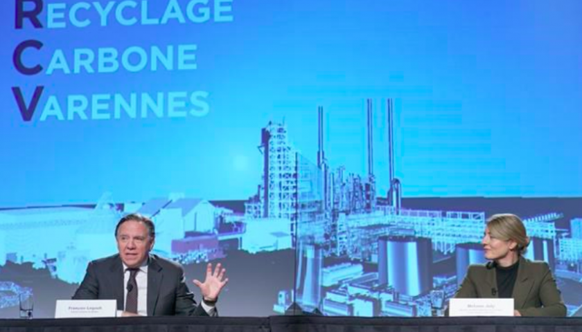 Governments to invest in $875-million biofuel plant project southeast of Montreal