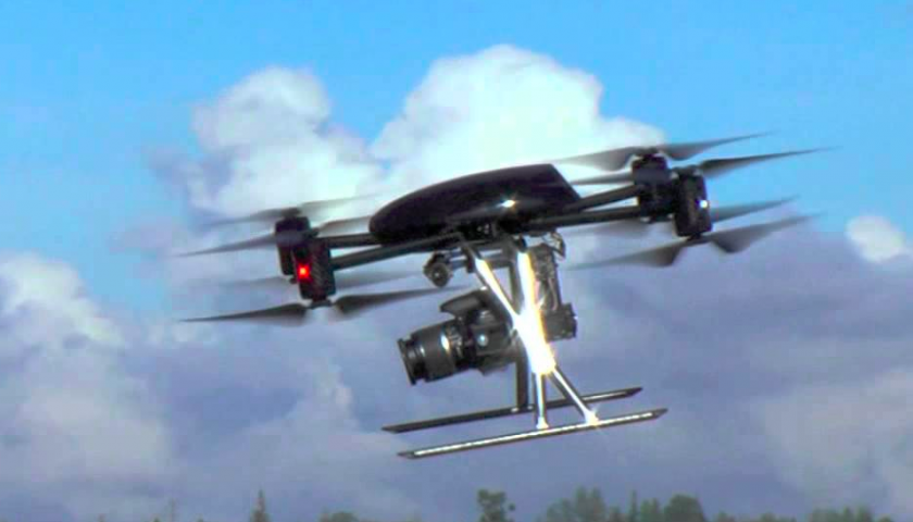 Draganfly Selected to Develop Vaccine Drone Delivery Payload System