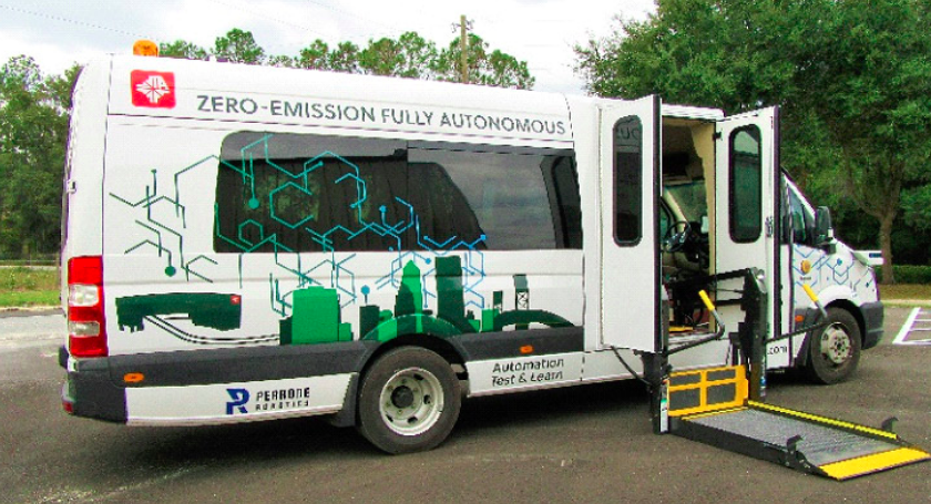 Greenpower and Perrone Robotics Deliver Nation's First Fully Autonomous EV STAR