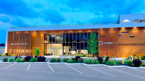 Flowr and Hawthorne Canada Jointly Announce the Completion of Cannabis Research and Development Facility