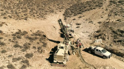Golden Independence drills 24.4 metres of 9.11 g/t gold at Nevada project
