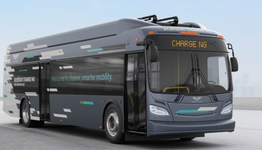 NFI receives order for 46 electric buses for Stagecoach fleets in Scotland