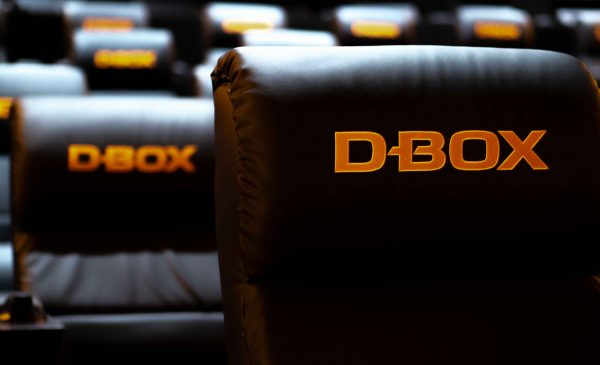 D-BOX expands its American footprint with partner CMX Cinemas
