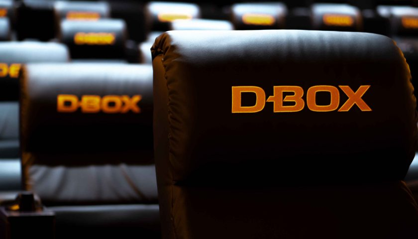 D-BOX expands its footprint in Germany
