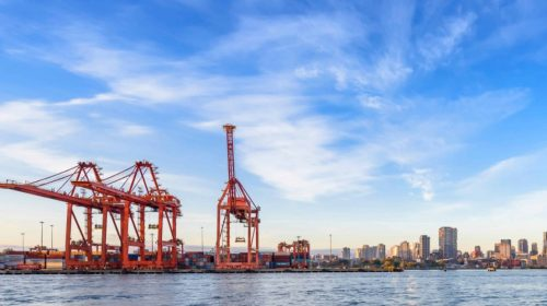 Port of Vancouver: New annual records in grain, potash, and containers