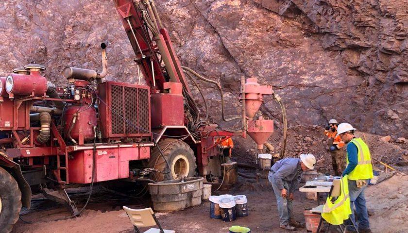 Arizona Gold drills 10.8 metres of 8.2 g/t gold at Copperstone, Arizona