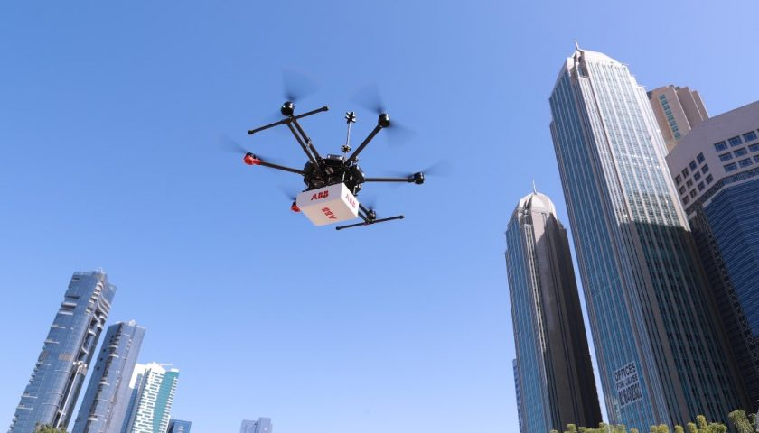 ABB launches drone-based gas leak detection system