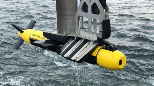 Dive Technologies completes successful sea trials with Kraken's sonar & pressure tolerant batteries