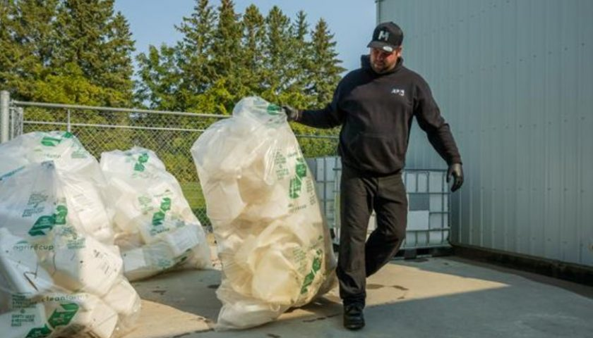 Canadian farmers set record recycling rate for ag-plastic jugs, 76% in 2020