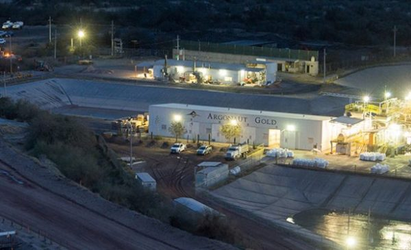 Argonaut Gold posts record gold production in Q1 2021