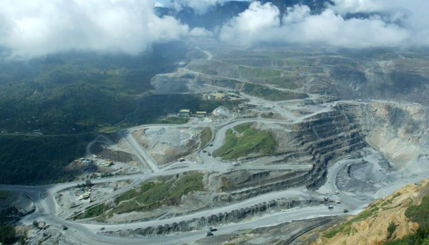 Barrick joins challenge to decarbonize surface mining