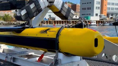 Kraken announces CRADA on pressure tolerant batteries with US Navy
