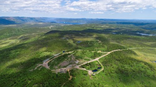 Maritime launches 40,000-metre Newfoundland drill program