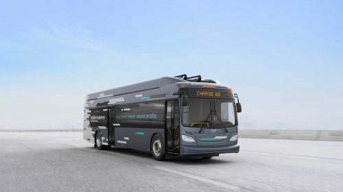 San Francisco Bay Area's AC Transit orders an additional 20 fuel cell-electric buses from NFI's New Flyer