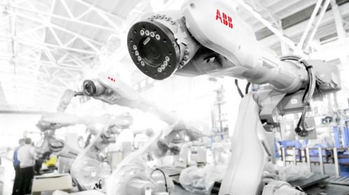 Aliya Foods introduces industrial robotics, automating their production line