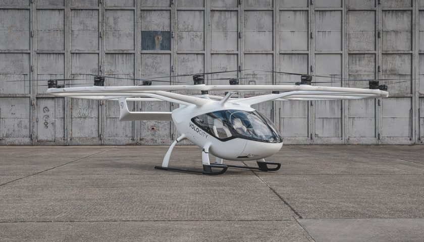 CAE and Volocopter to create global air taxi pilot workforce of tomorrow
