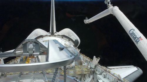 MDA awarded $35M contract for flagship Canadarm3 program