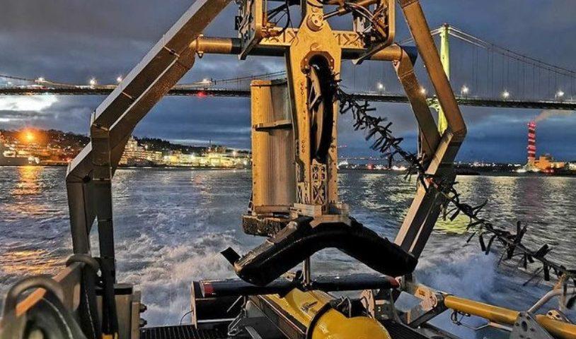 Kraken lands robotics as a Service (RaaS) contract for Subsea Cable Survey